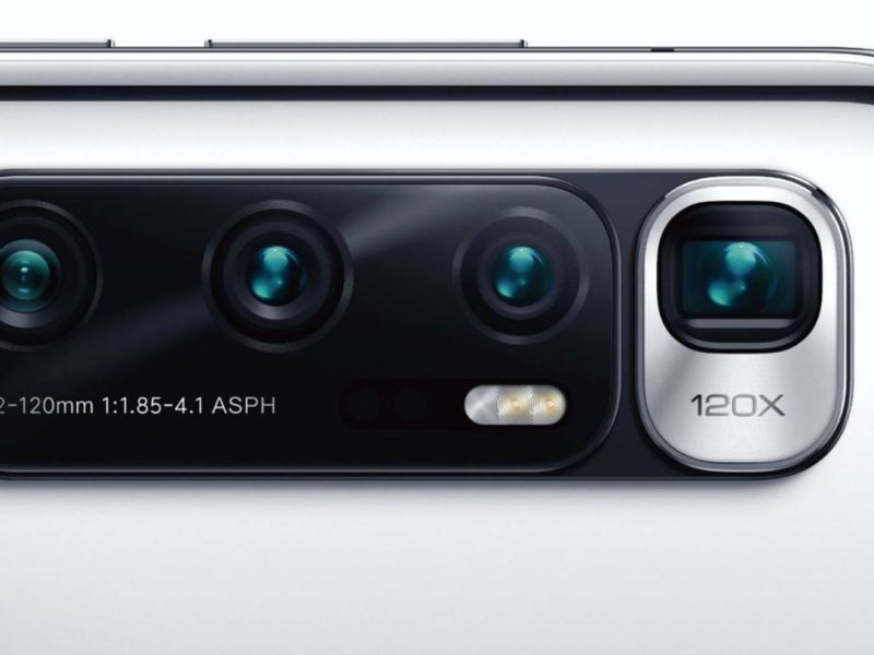 Xiaomi Mi 10 Ultra Kamera