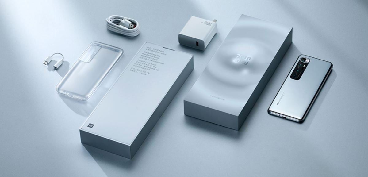 Xiaomi Mi 10 Ultra Verpackung