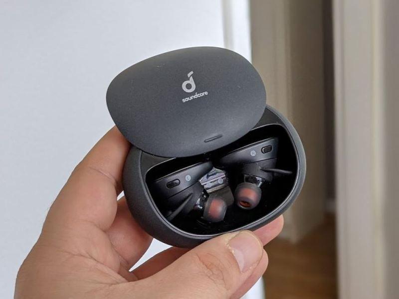 Anker Liberty 2 Pro Ohrhörer Im Case