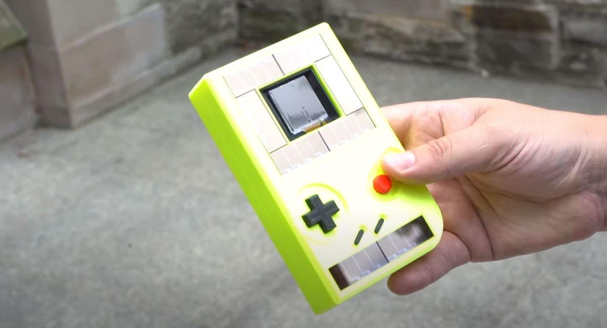 Game Boy Solar Northwesternu
