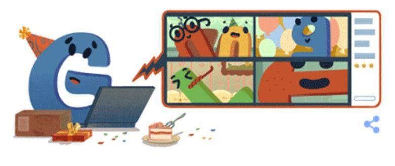 Google Doodle 22