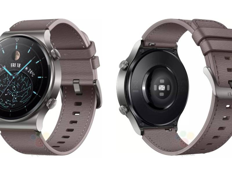 Huawei Watch Gt2 Pro Leak