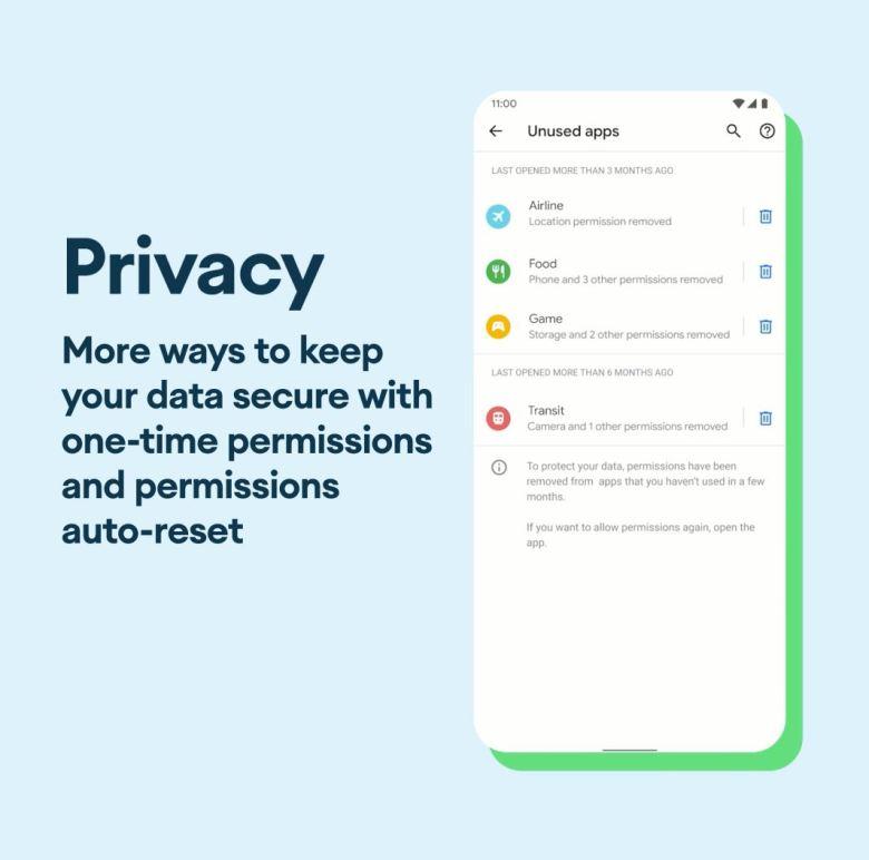 Privacy Für Ungenutzte Apps Android 11