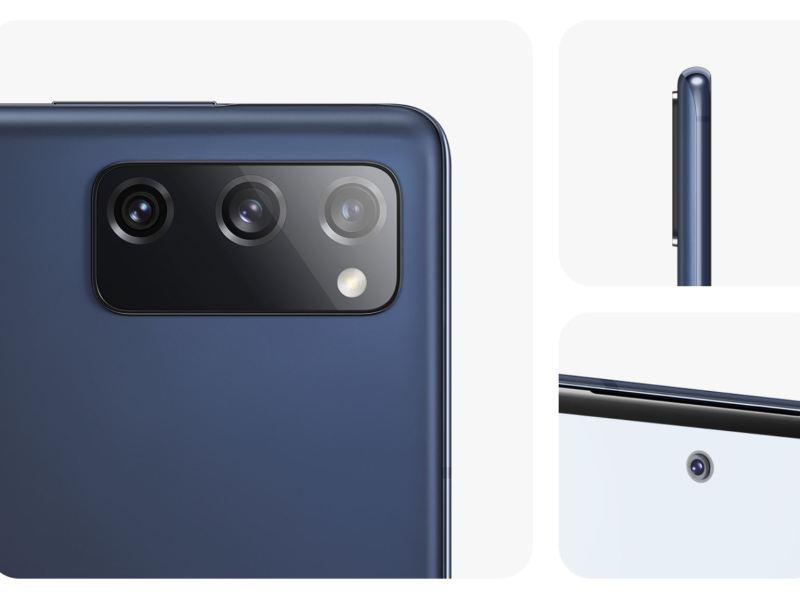 Samsung Galaxy S20 Fe Kameras