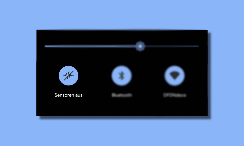 Tipp: Wie du alle Sensoren deines Android-Smartphones auf Knopfdruck abschaltest und die Privatsphäre steigerst