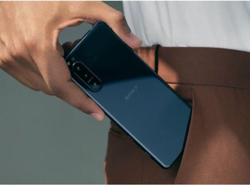 Sony Xperia 5 Rückseite