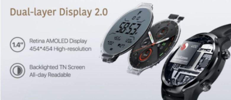 Tiwatch Pro 3 Tn Display