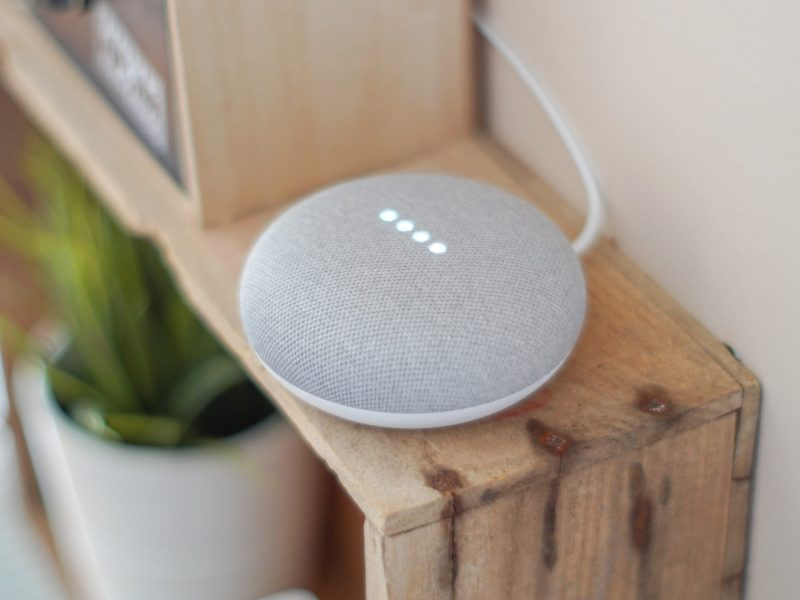 Google Home Mini Pexels John Tekeridis 1072851