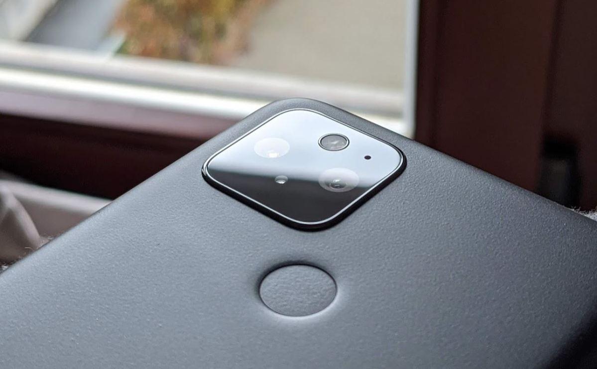 Google Pixel 5 Kamera