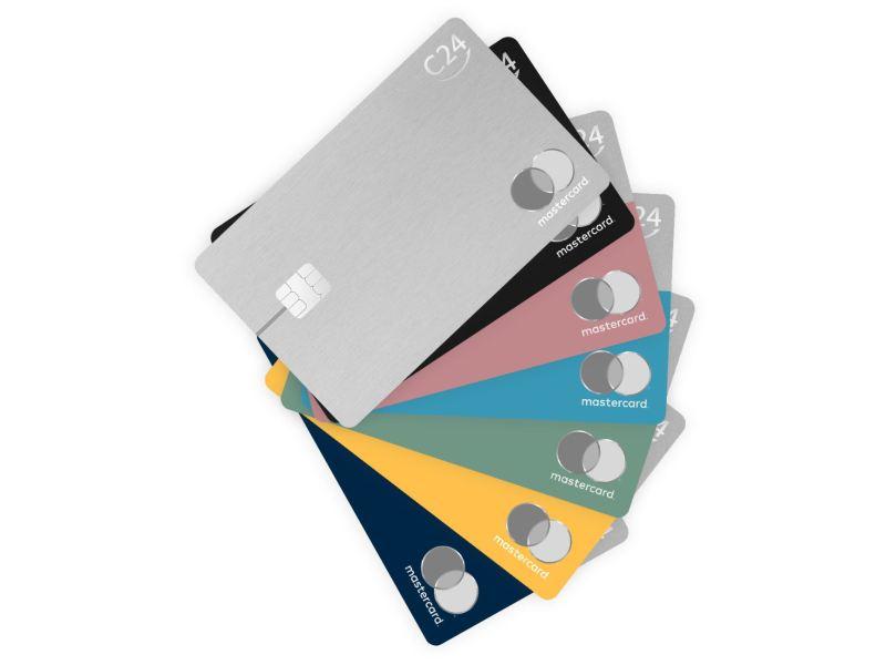Mastercard C24 Bank
