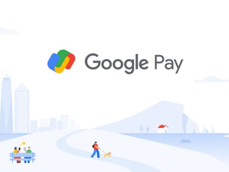 Google Pay Head