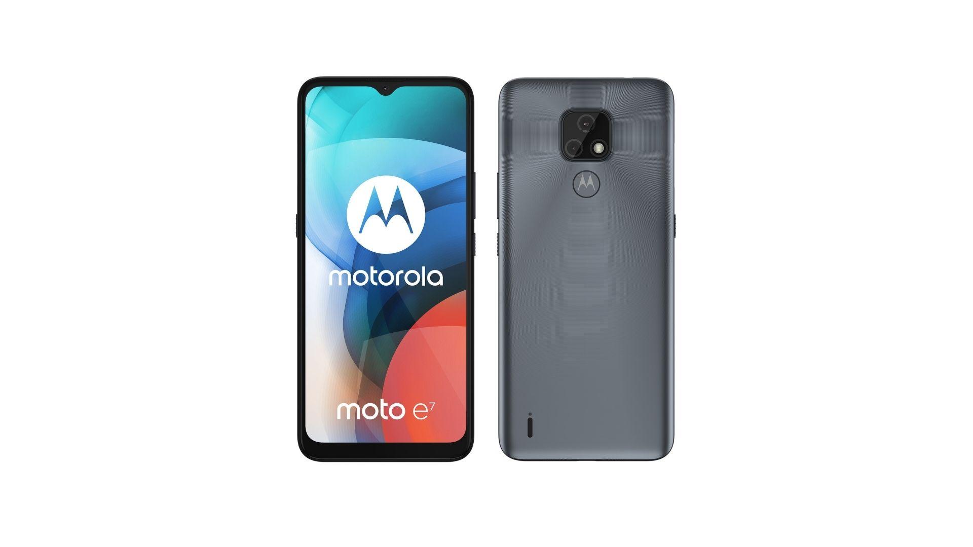Moto e7 für 110 Euro: Günstiger geht der Android-Einstieg kaum