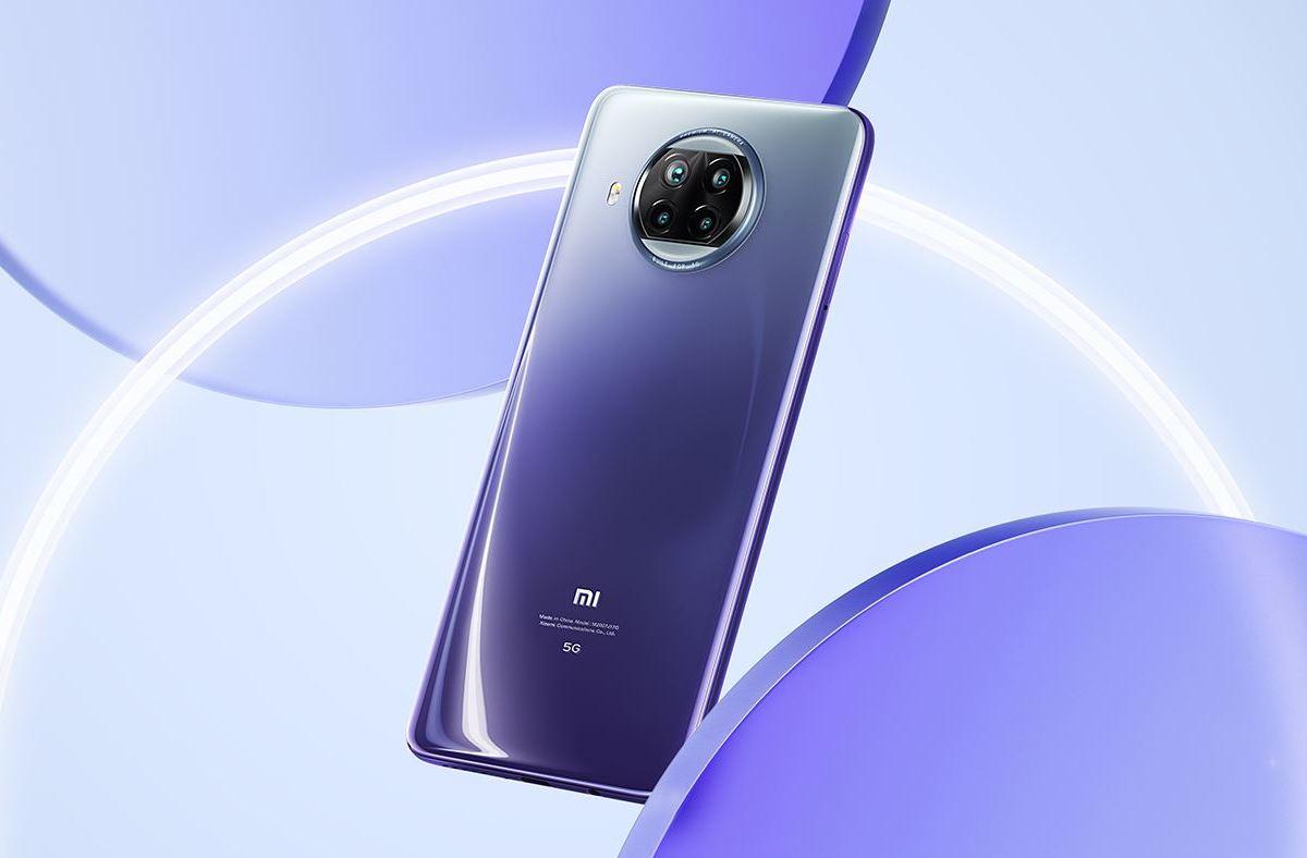 Xiaomi Mi 10t Lite Blau