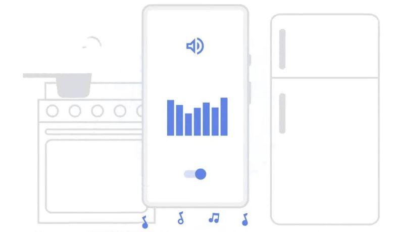 Adaptive Sound Pixel