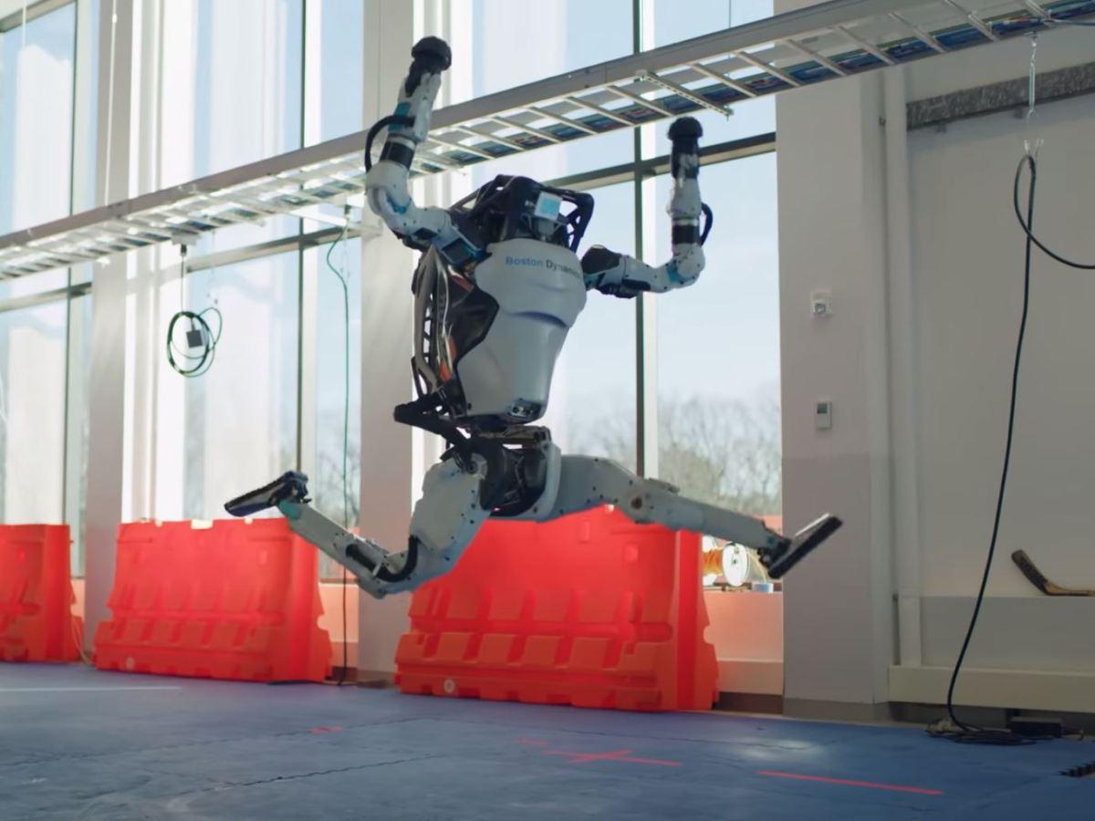 Boston Dynamics Tanz