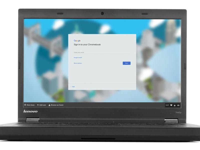 Lenovo Cloudready Notebook