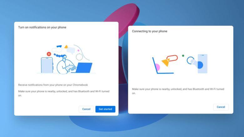 Phone Hub Chrome Os Screenshots (3)