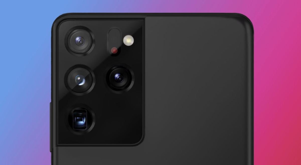Samsung Galaxy S21 Mockup Leak