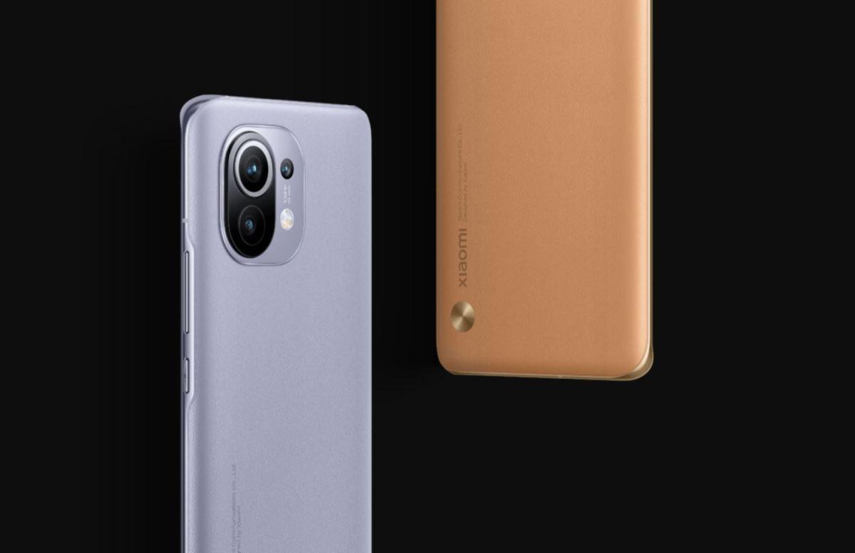 Xiaomi Mi 11 Leder