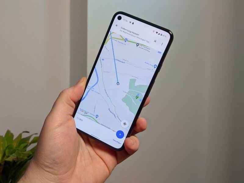 Entfernung Messen Google Maps