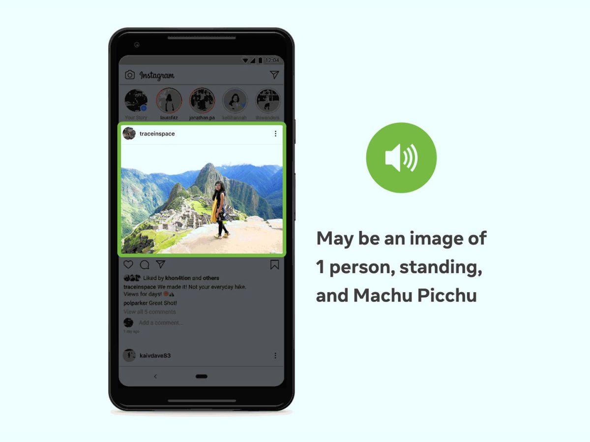 Facebook Alternative Description Alttext Ai Machine Learning Machu Pichu