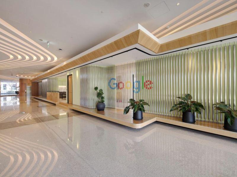 Google Campus Mit Einer Eigenen Hardware Engineering Einrichtung