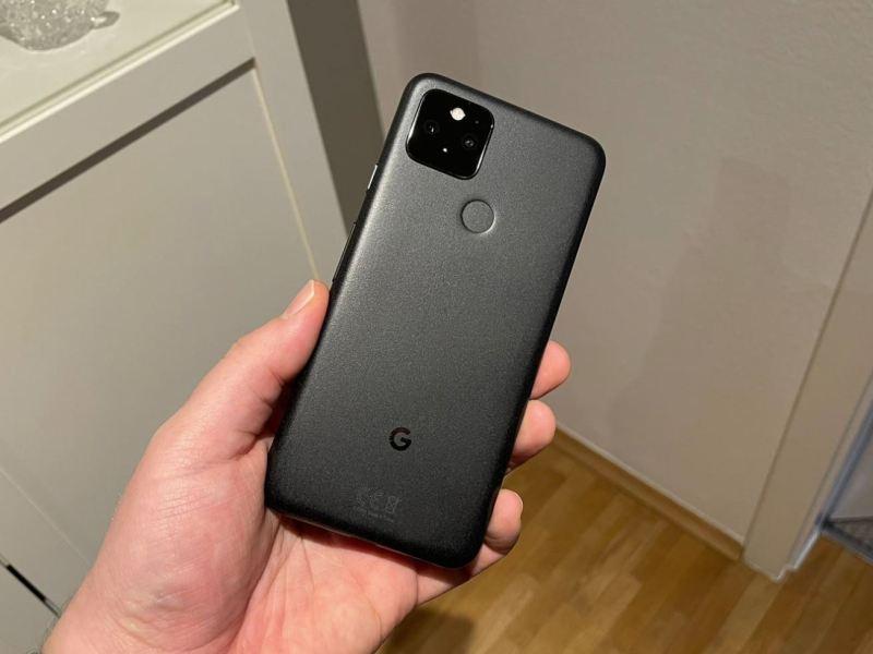 Google Pixel 5 2