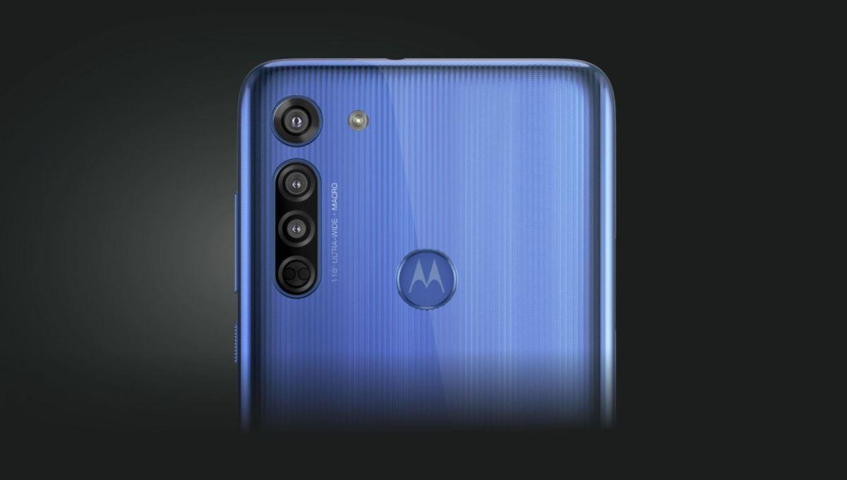Motorola Moto G8 Kamera
