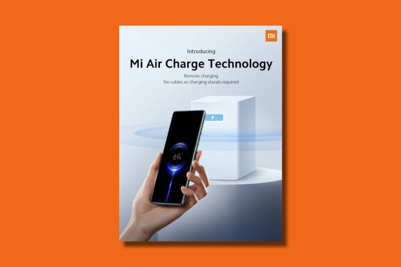 Mi Air Charge Banner