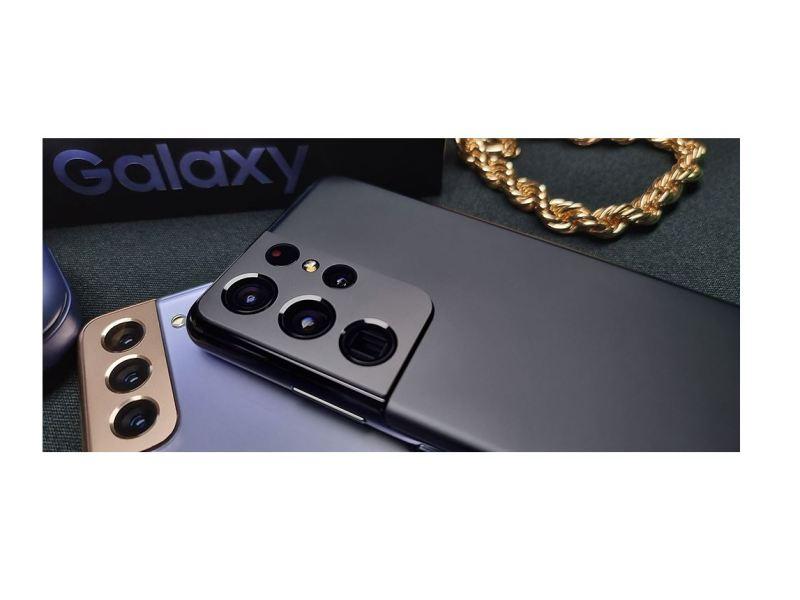 Samsung Galaxy S21 Ultra Kamera