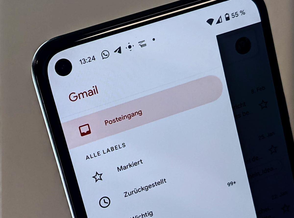 Gmail Head