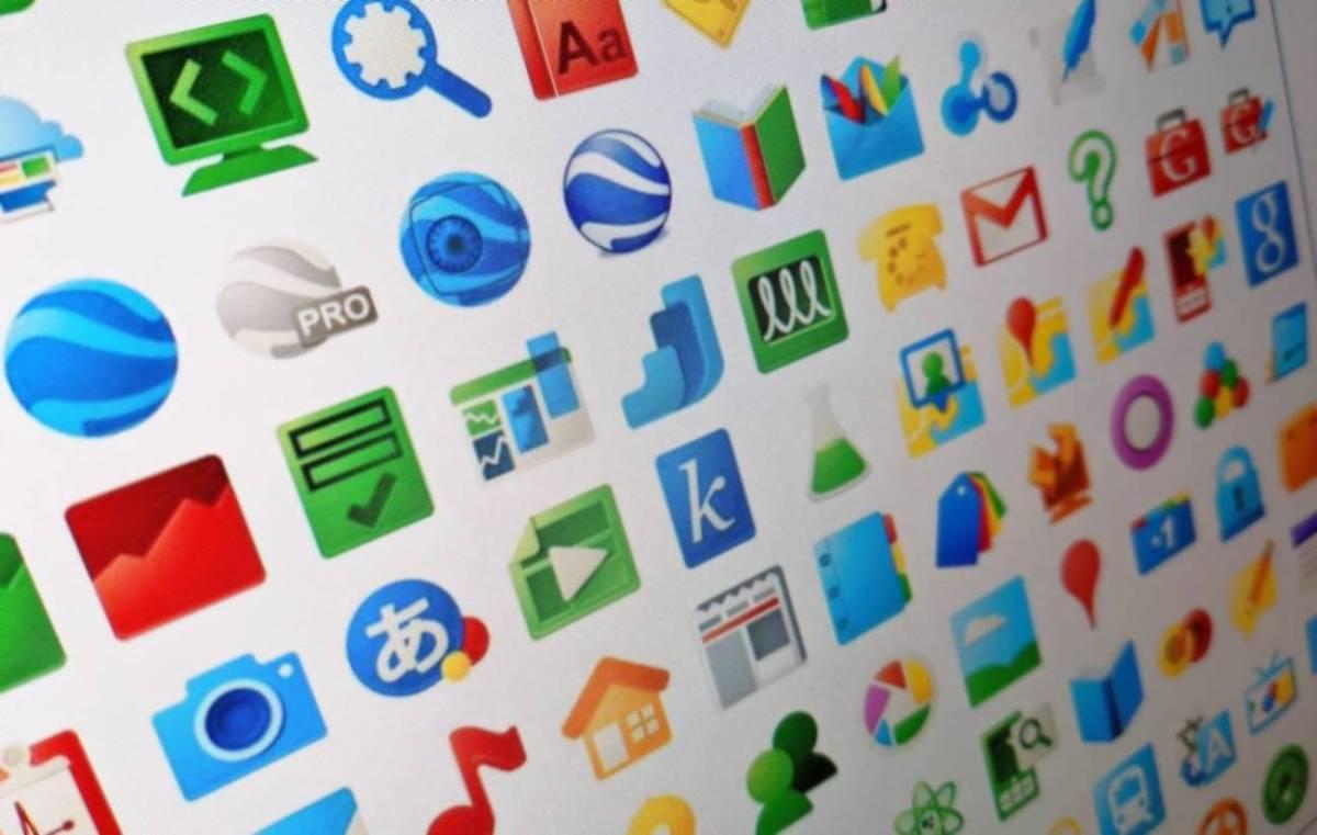 Googles Bunte Icons Von Früher (1)
