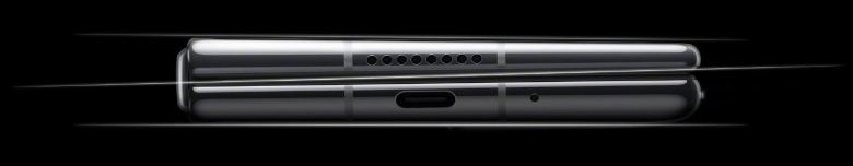 Huawei Mate X2 Zugeklappt 2