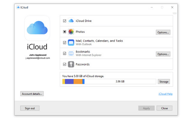 Icloud Chrome Passwords Extension Sync