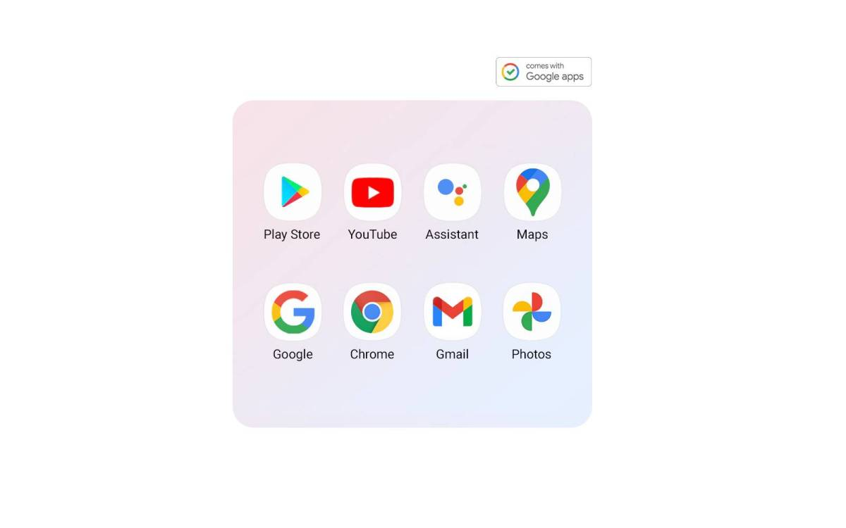 Google Apps Neues Label