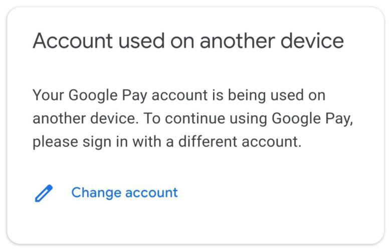 Google Pay Geräte Unterstützung