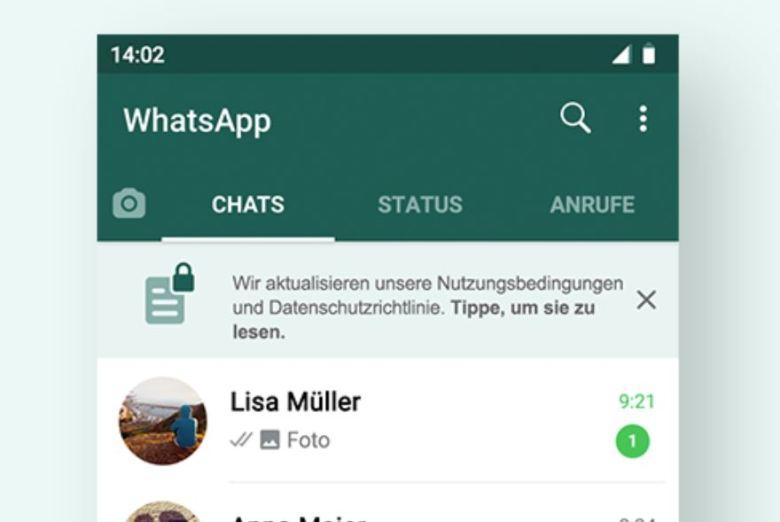 Whatsapp Banner Chatliste
