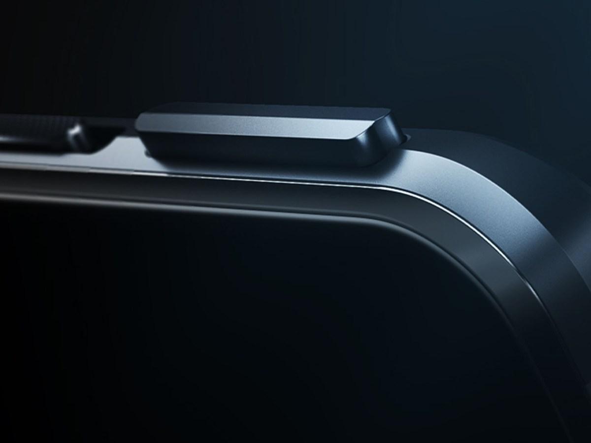 Xiaomi Black Shark 4 Trigger Button