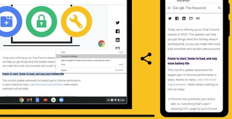 Google Chrome Text Highlight 2