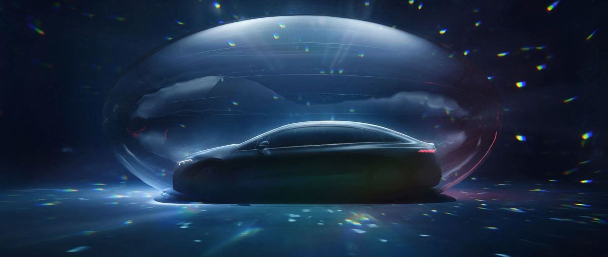 Mercedes Benz Eqs Weltpremiere