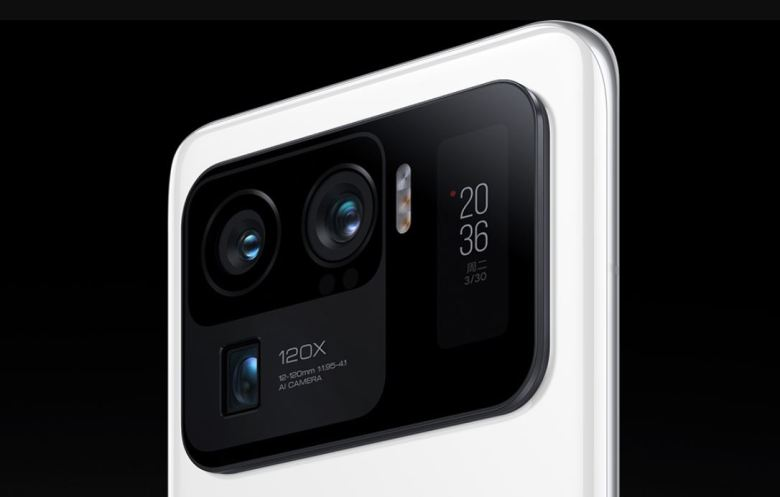 Mi 11 Ultra Kamera