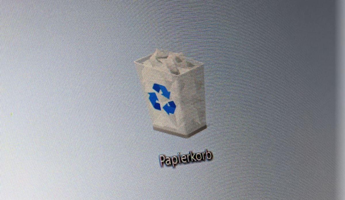 Papierkorb Windows