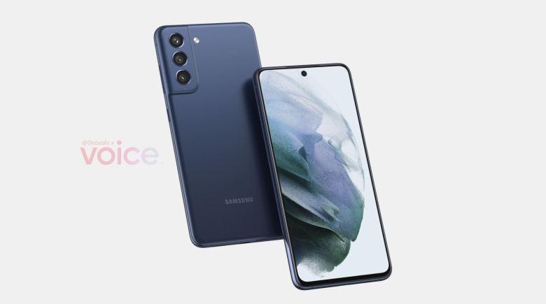 Samsung Galaxy S21 Fe Leak Onleaks (2)