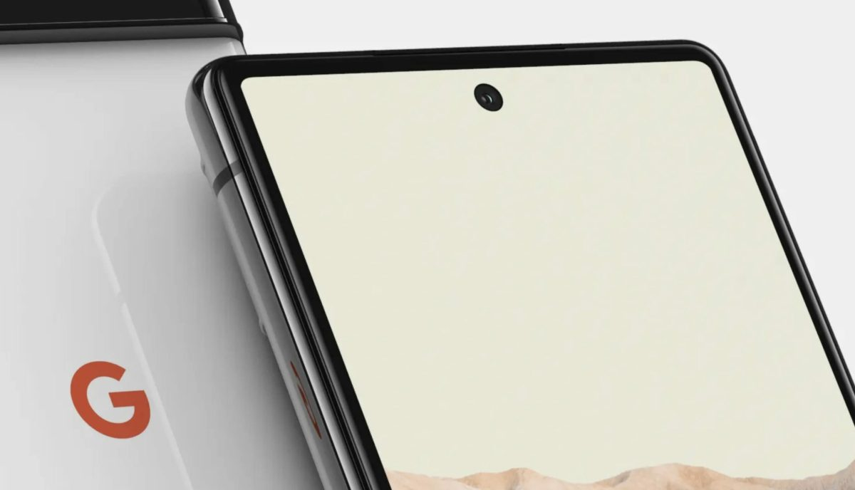 Google Pixel 6 Leak Head