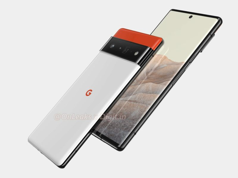 Google Pixel 6 Pro Leak Komplett 2