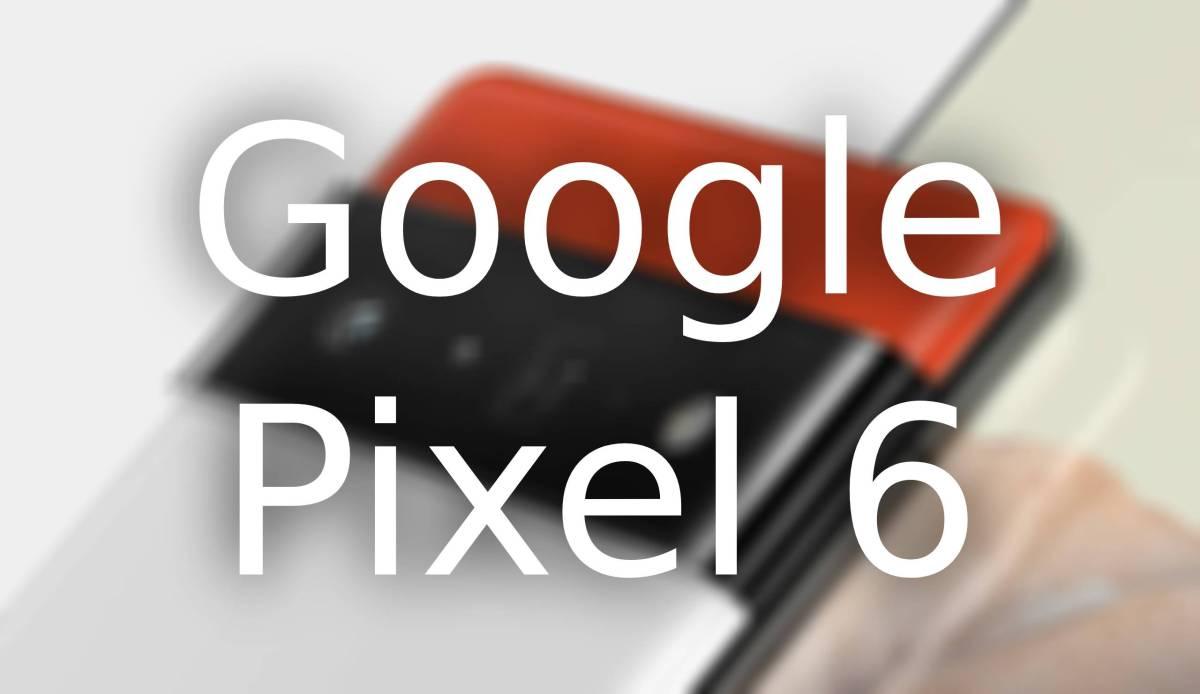 Google Pixel 6 Teaser Head