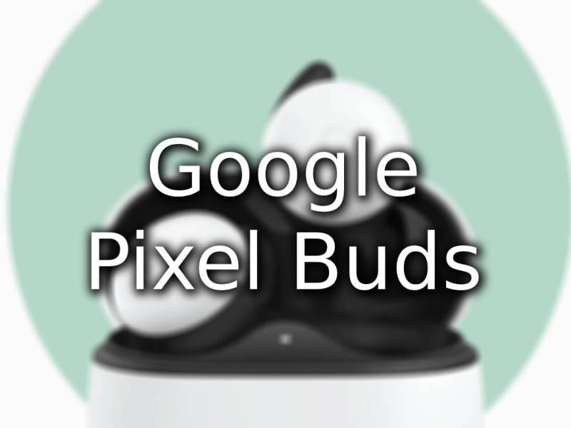 Google Pixel Buds Head