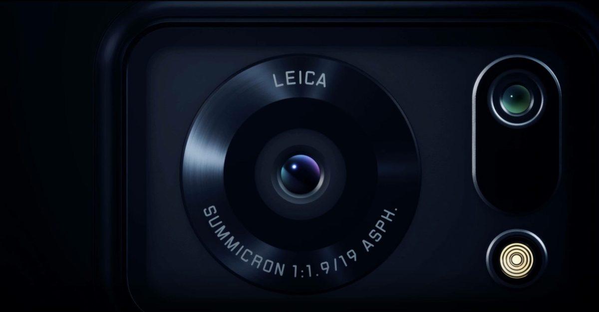 Sharp Aquos R6 Kamera Head
