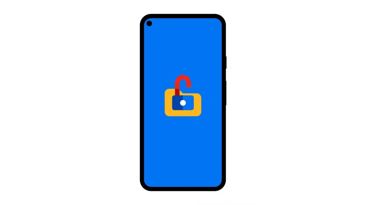 Google Pixel Locked Folder