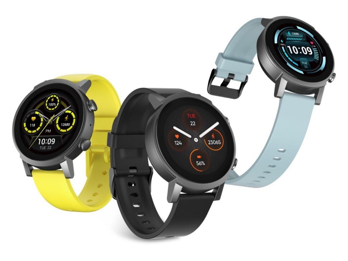 Mobvoi Ticwatch E3 Header
